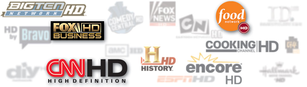 DISH Network America's Top 200 HD Channels
